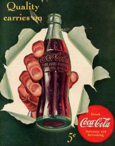 la stratégie marketing de la marque coca cola