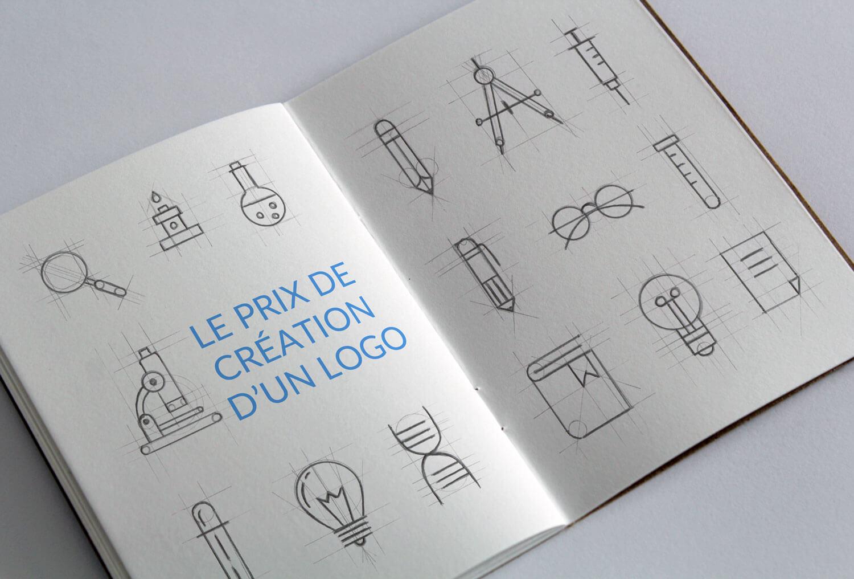 Combien coûte la création d'un logo?